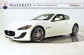 2017 Maserati GranTurismo Sport:22 car images available