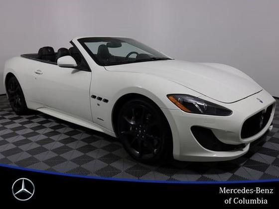 2014 Maserati GranTurismo Sport:24 car images available