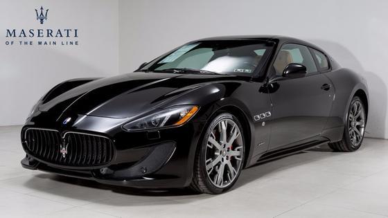 2014 Maserati GranTurismo Sport:22 car images available