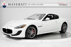 2017 Maserati GranTurismo Sport:11 car images available