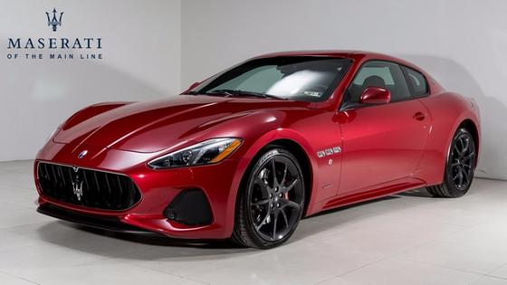 2018 Maserati GranTurismo Sport:22 car images available