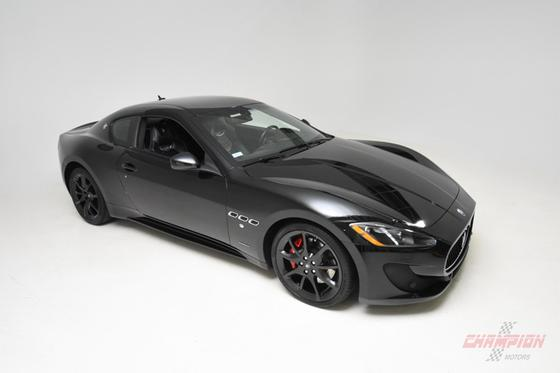 2013 Maserati GranTurismo Sport:13 car images available