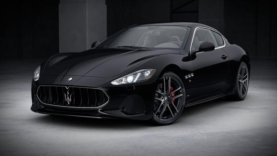 2018 Maserati GranTurismo Sport:3 car images available