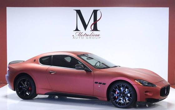 2009 Maserati GranTurismo Sport:24 car images available