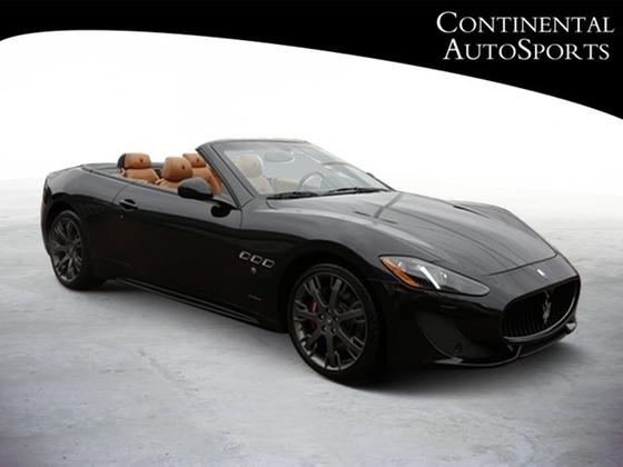 2013 Maserati GranTurismo Sport:24 car images available