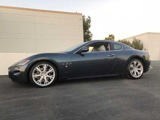 2009 Maserati GranTurismo Sport:24 car images available