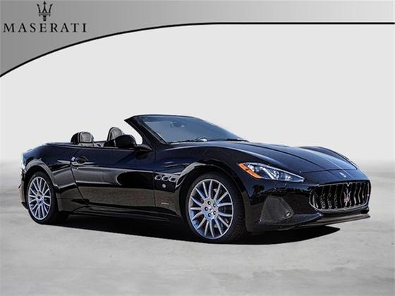 2018 Maserati GranTurismo Sport:14 car images available