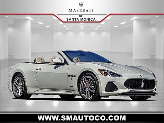 2018 Maserati GranTurismo Sport:19 car images available