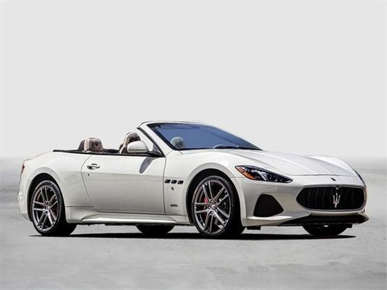 2018 Maserati GranTurismo Sport:16 car images available