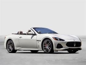 2018 Maserati GranTurismo Sport:16 car images available
