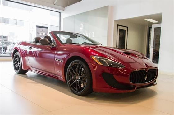 2017 Maserati GranTurismo Sport:6 car images available