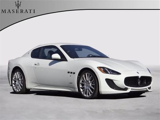 2016 Maserati GranTurismo Sport:23 car images available
