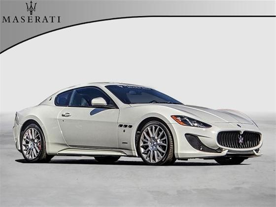 2016 Maserati GranTurismo Sport:20 car images available