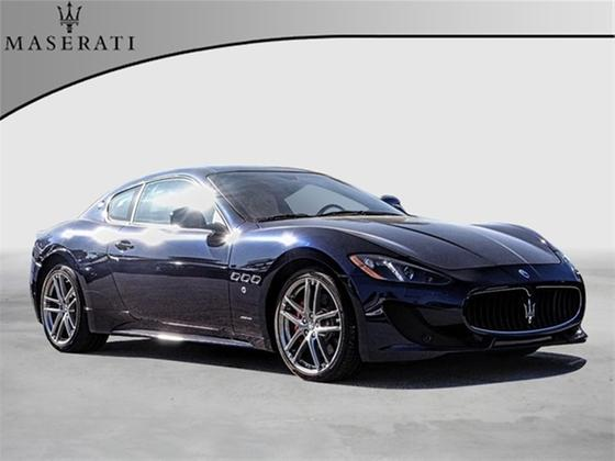 2017 Maserati GranTurismo Sport:14 car images available