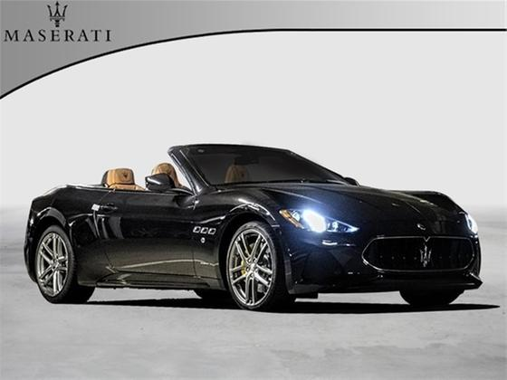 2018 Maserati GranTurismo Sport:14 car images available