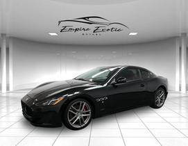2015 Maserati GranTurismo Sport