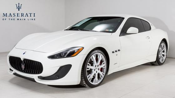2014 Maserati GranTurismo Sport:21 car images available