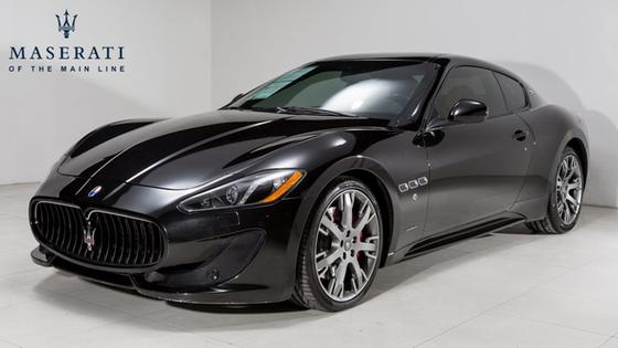2014 Maserati GranTurismo Sport:21 car images available