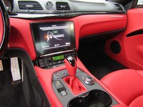 2018 Maserati GranTurismo Sport