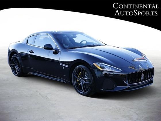 2018 Maserati GranTurismo Sport:24 car images available