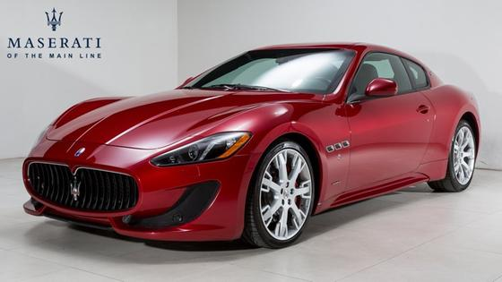 2014 Maserati GranTurismo Sport:22 car images available