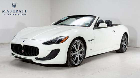 2014 Maserati GranTurismo Sport:23 car images available