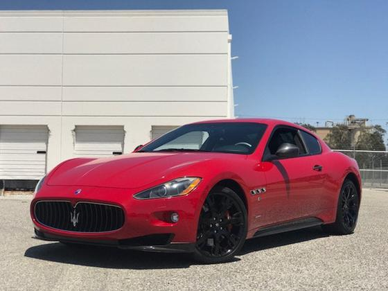 2011 Maserati GranTurismo Sport:24 car images available