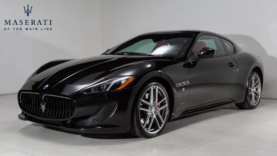 2015 Maserati GranTurismo Sport:22 car images available