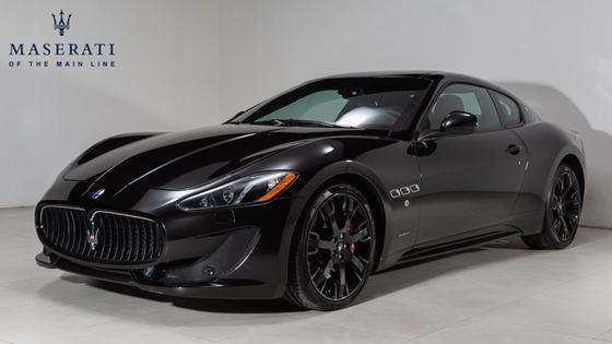 2014 Maserati GranTurismo Sport:18 car images available