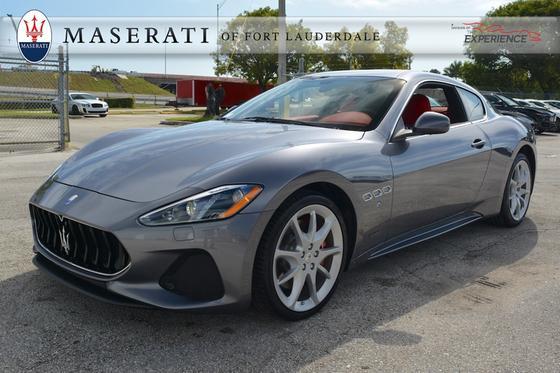 2018 Maserati GranTurismo Sport:13 car images available