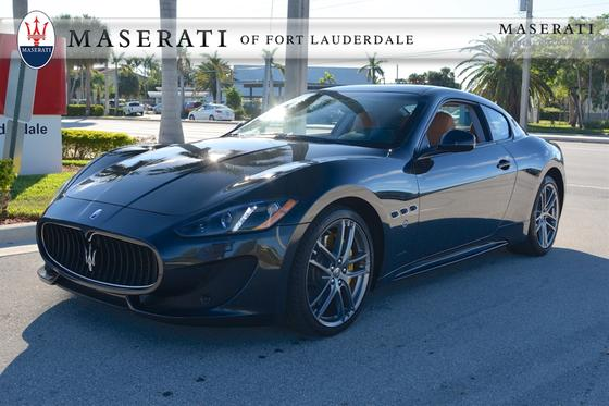 2016 Maserati GranTurismo Sport:19 car images available