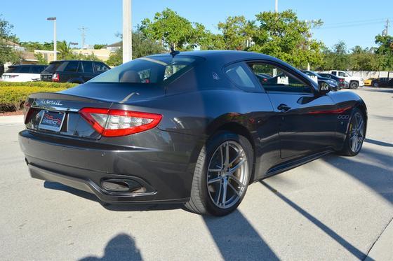 2016 Maserati GranTurismo Sport