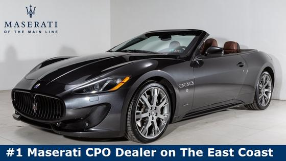 2015 Maserati GranTurismo Sport:23 car images available