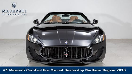 2015 Maserati GranTurismo Sport:19 car images available
