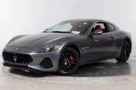 2018 Maserati GranTurismo Sport:12 car images available