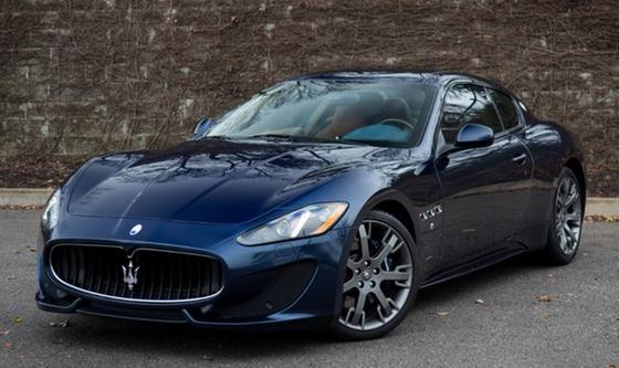 2015 Maserati GranTurismo Sport:24 car images available