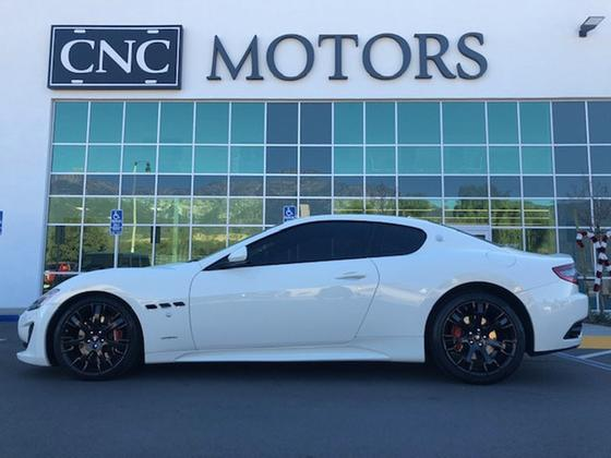 2013 Maserati GranTurismo Sport:20 car images available