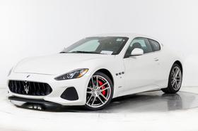 2018 Maserati GranTurismo Sport:13 car images available