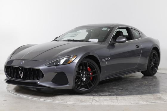 2018 Maserati GranTurismo Sport:12 car images available