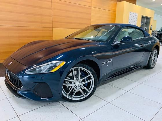 2019 Maserati GranTurismo Sport:24 car images available
