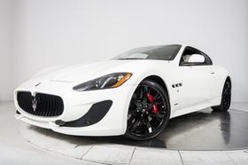 2014 Maserati GranTurismo Sport:24 car images available