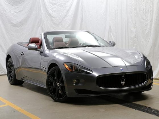 2012 Maserati GranTurismo Sport:24 car images available
