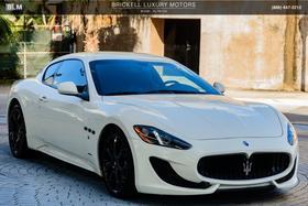 2016 Maserati GranTurismo Sport:24 car images available