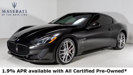 2015 Maserati GranTurismo Sport:18 car images available