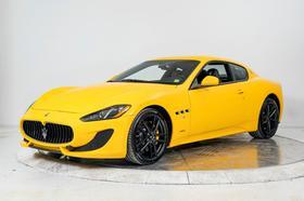 2017 Maserati GranTurismo Sport:13 car images available