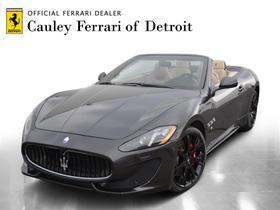 2017 Maserati GranTurismo Sport:24 car images available