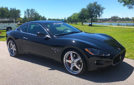 2009 Maserati GranTurismo Sport:6 car images available