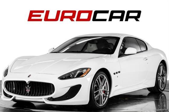 2015 Maserati GranTurismo Sport:24 car images available