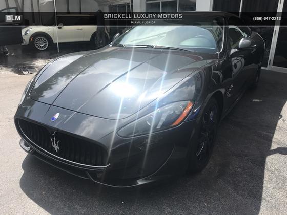2016 Maserati GranTurismo Sport:8 car images available