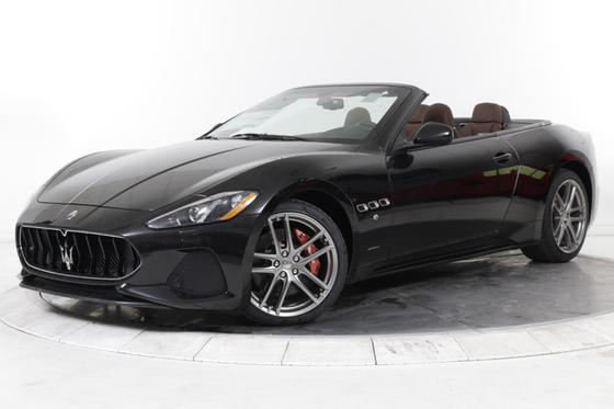 2019 Maserati GranTurismo Sport:13 car images available